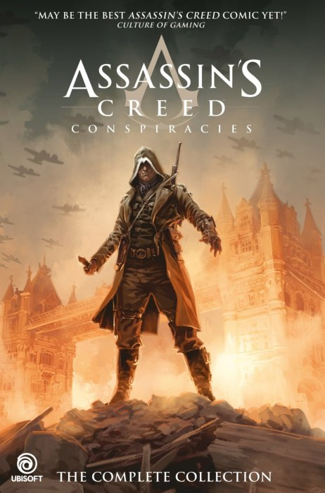 Assassin's Creed - Conspiracies #1 - TPB