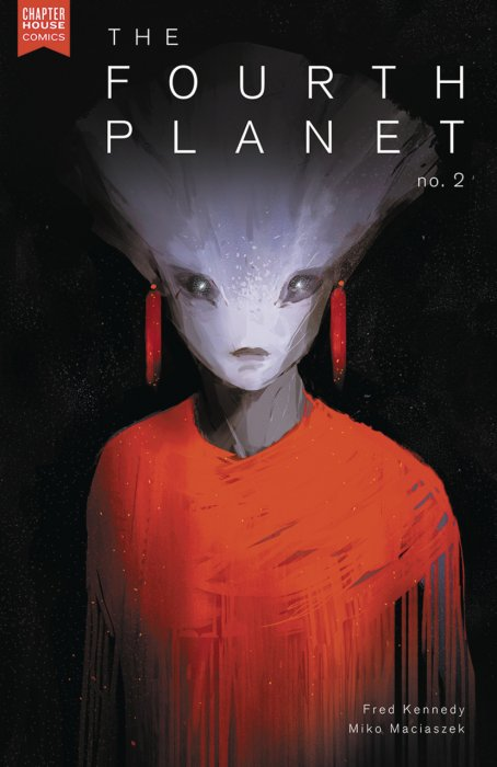 The Fourth Planet #1-5 Complete