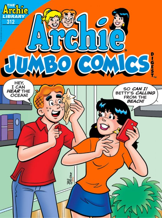 Archie Comics Double Digest #312
