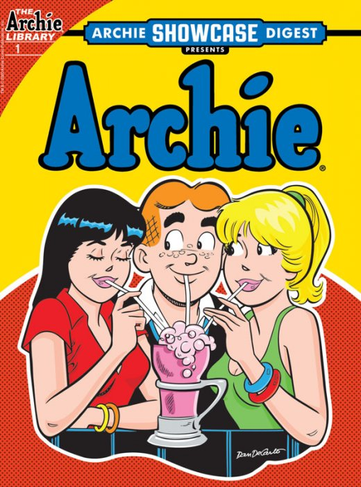 Archie Showcase Digest #1 - Archie
