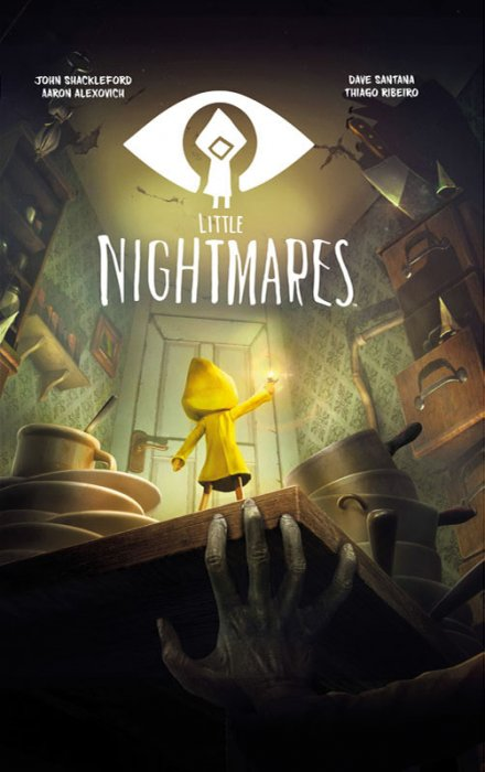 Little Nightmares #1 - HC