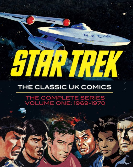 Star Trek - The Classic UK Comics Vol.1 - 1969-1970