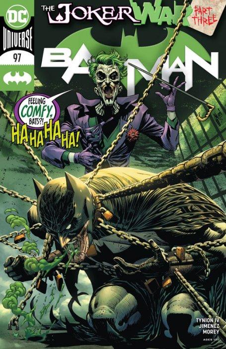 Batman Vol.3 #97