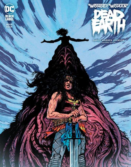 Wonder Woman - Dead Earth #4