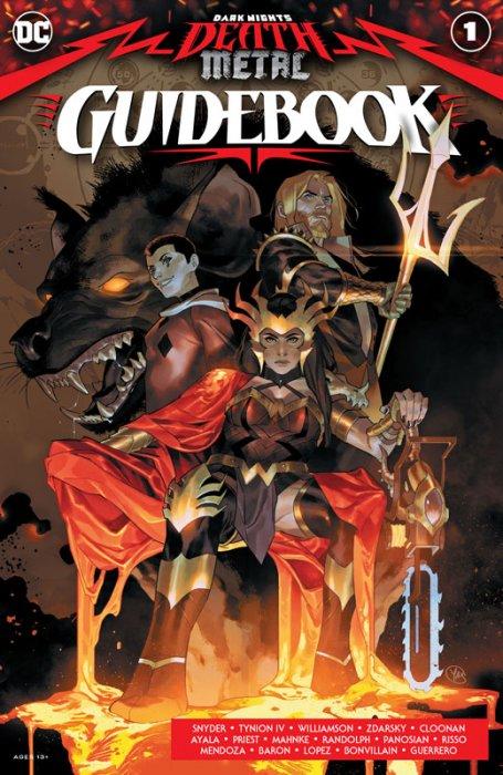 Dark Nights - Death Metal Guidebook #1