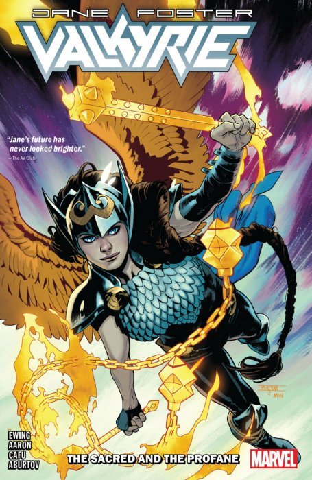 Valkyrie - Jane Foster Vol.1 - The Sacred and the Profane
