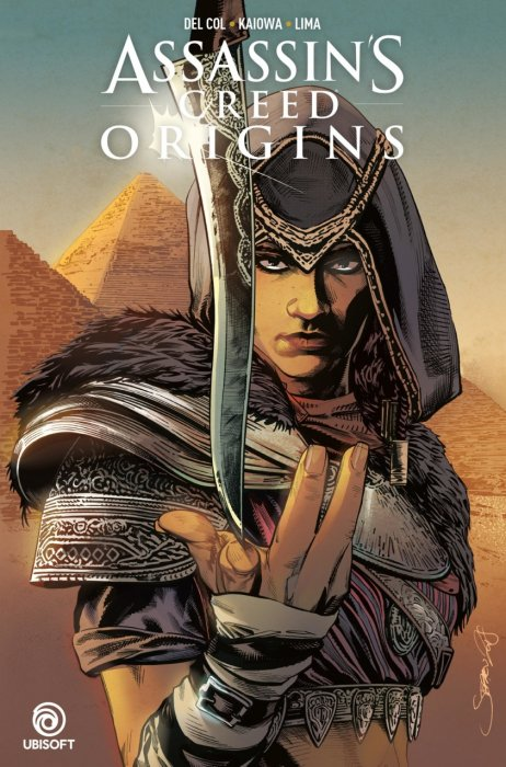 Assassin's Creed Origins #1 - TPB