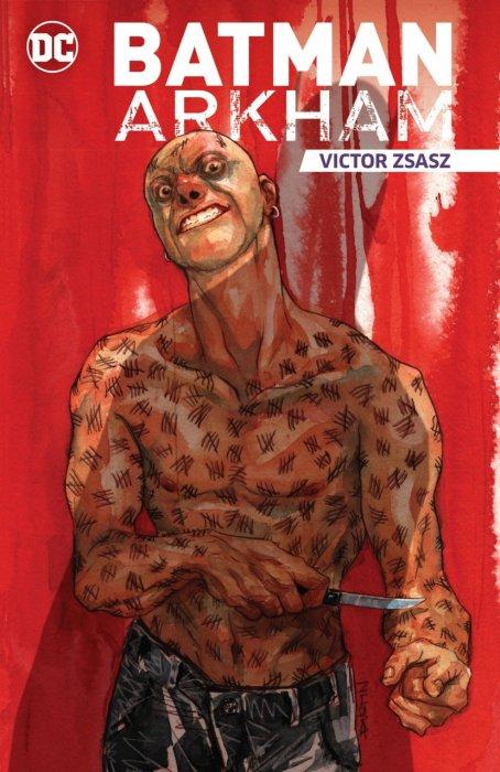 Batman Arkham - Victor Zsasz #1 - TPB