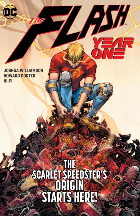 The Flash - Year One #1 - HC