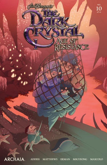 Jim Henson's The Dark Crystal - Age Of Resistance #10