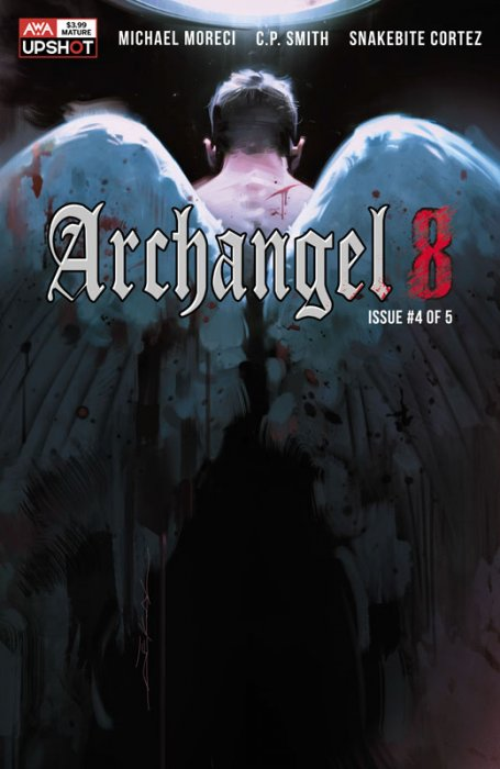 Archangel 8 #4