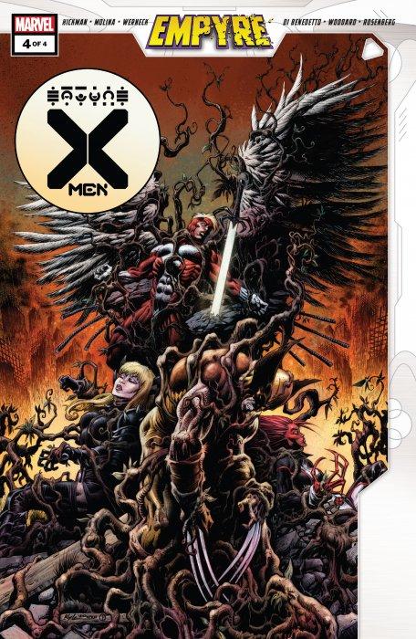 Empyre - X-Men #4