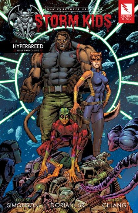John Carpenter Presents Storm Kids - Hyperbreed #2