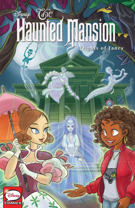 The Haunted Mansion - Frights of Fancy #1