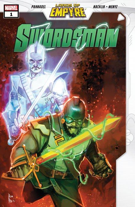 Lords of Empyre - Swordsman #1