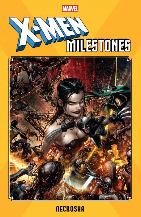 X-Men Milestones - Necrosha #1