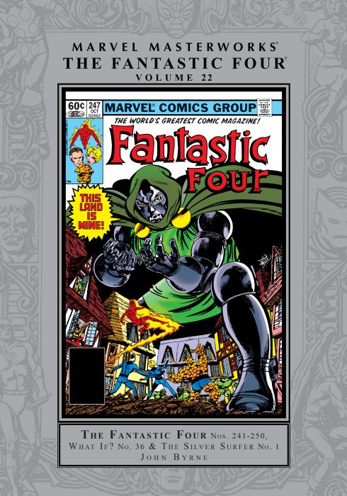 Marvel Masterworks - The Fantastic Four Vol.22