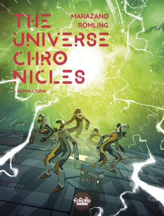 The Universe Chronicles #1 - Alpha Cygna