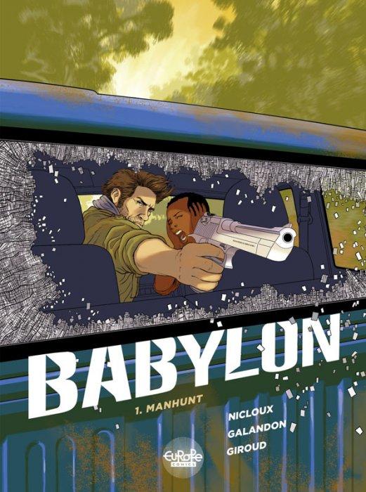 Babylon #1 - Manhunt