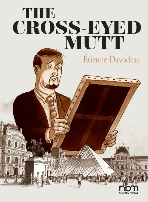 The Cross-Eyed Mutt #1 - GN
