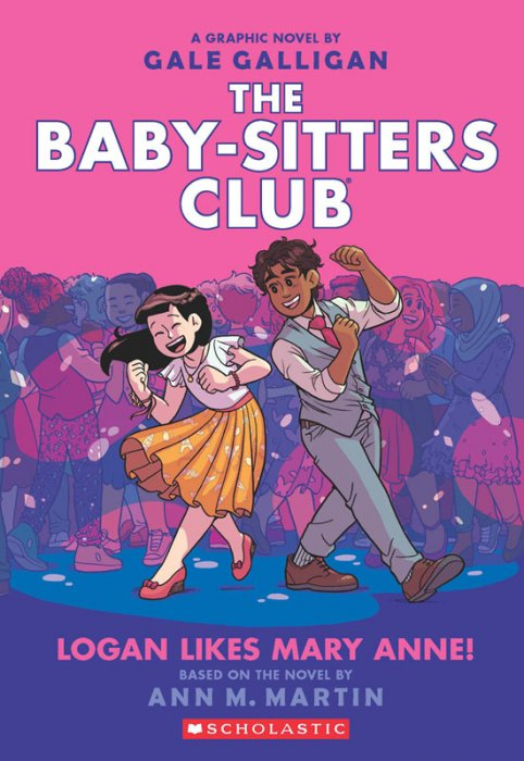 Baby-Sitters Club #8 - Logan Likes Mary Anne!
