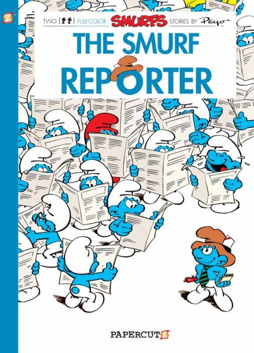 The Smurfs #24 - The Smurf Reporter