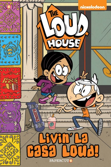 The Loud House #8 - Livin' La Casa Loud!