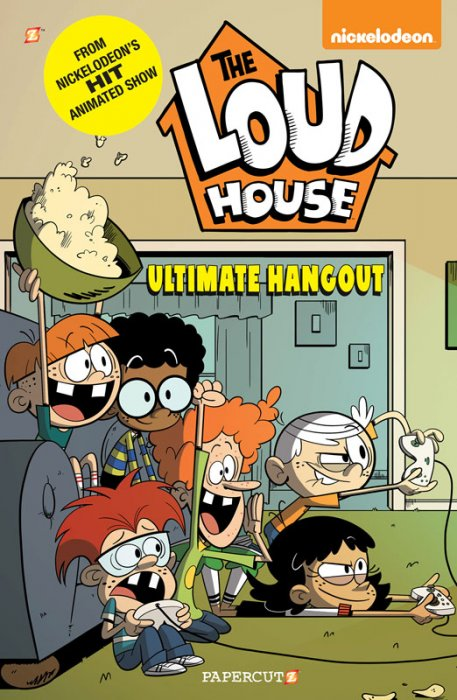 The Loud House #9 - Ultimate Hangout