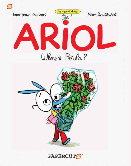 Ariol - Where's Petula? #1 - GN