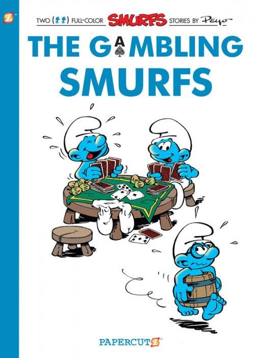 The Smurfs #25 - The Gambling Smurfs