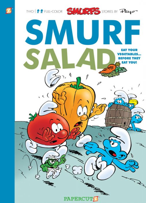 The Smurfs #26 - Smurfs Salad