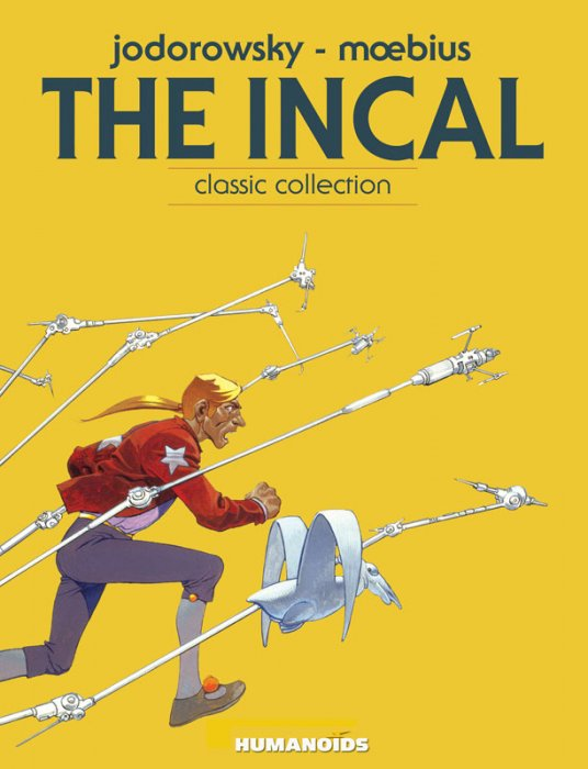 The Incal #1