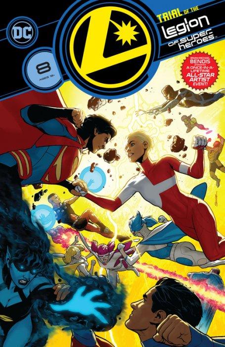 Legion of Superheroes #8