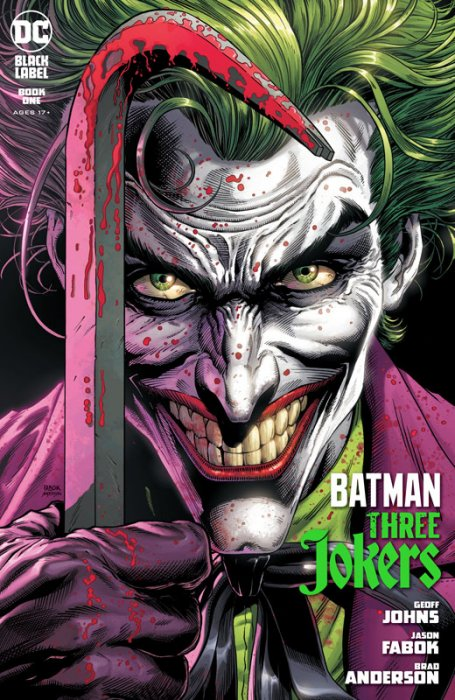 Batman - Three Jokers #1