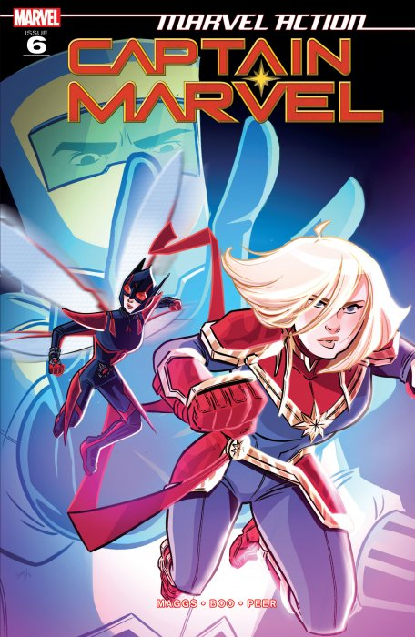 Marvel Action - Captain Marvel #6