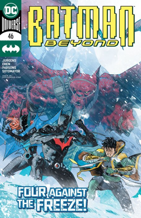 Batman Beyond #46