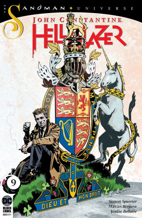 John Constantine - Hellblazer #9