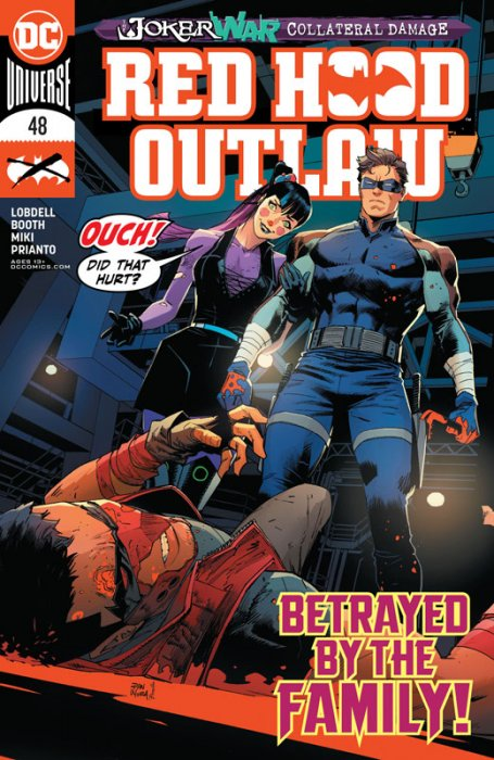 Red Hood - Outlaws #48