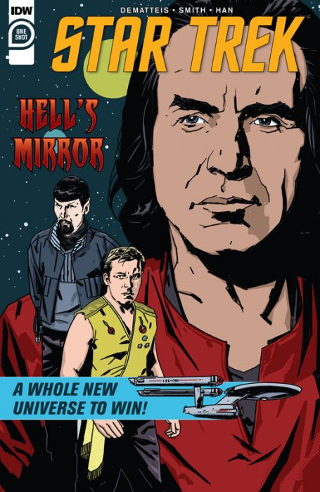 Star Trek - Hell's Mirror #1