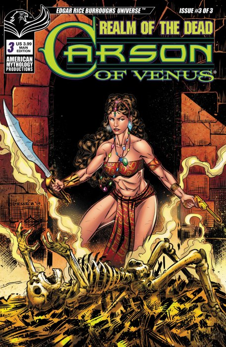 Carson of Venus - Realm of the Dead #3