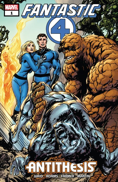 Fantastic Four - Antithesis #1