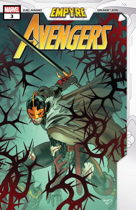 Empyre - Avengers #3