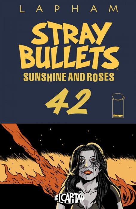 Stray Bullets - Sunshine & Roses #42