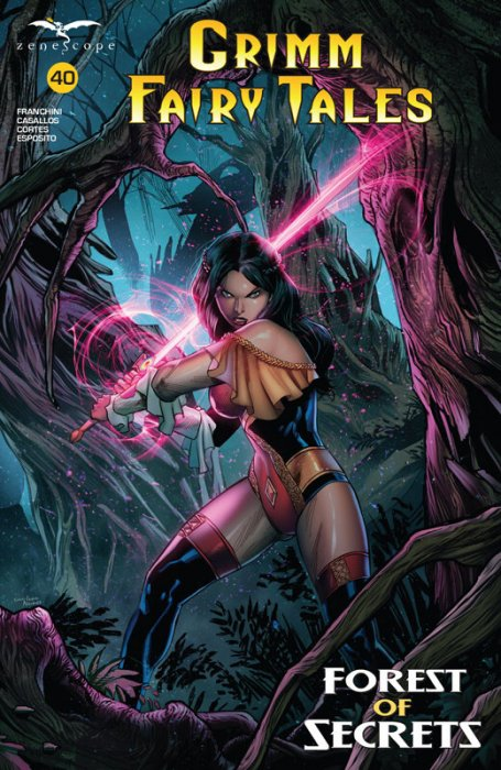 Grimm Fairy Tales Vol.2 #40
