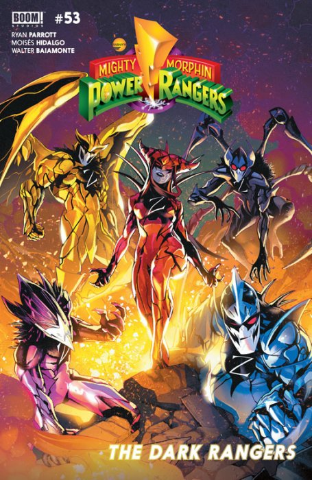 Mighty Morphin' Power Rangers #53
