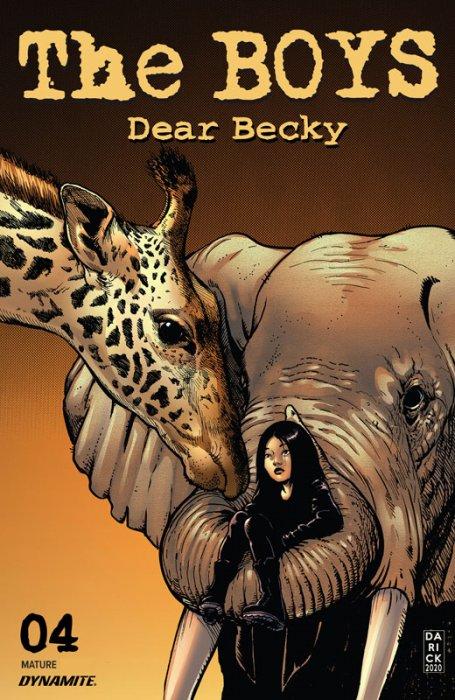 The Boys - Dear Becky #4