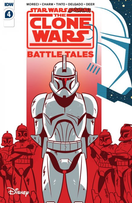 Star Wars Adventures - Clone Wars #4