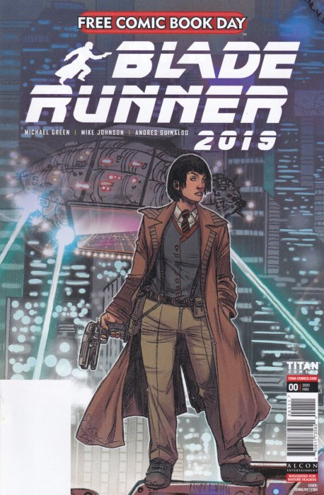 Blade Runner 2019 - Free Comic Book Day #1