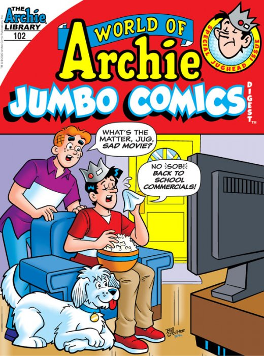 World of Archie Comics Double Digest #102