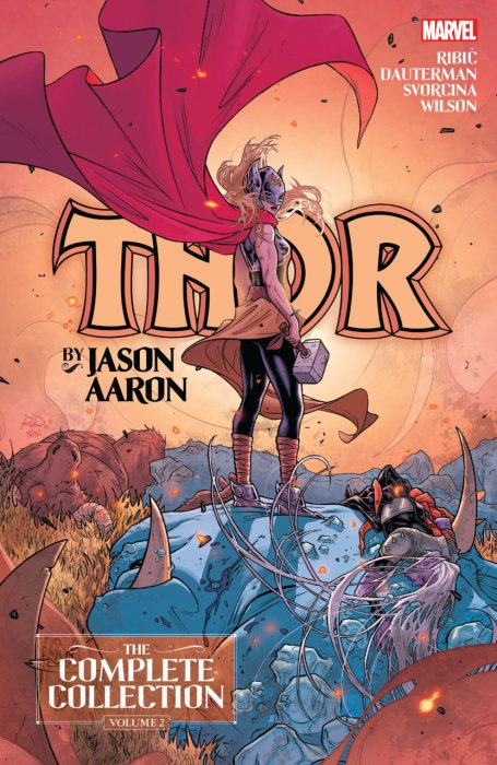 Thor by Jason Aaron - The Complete Collection Vol.2